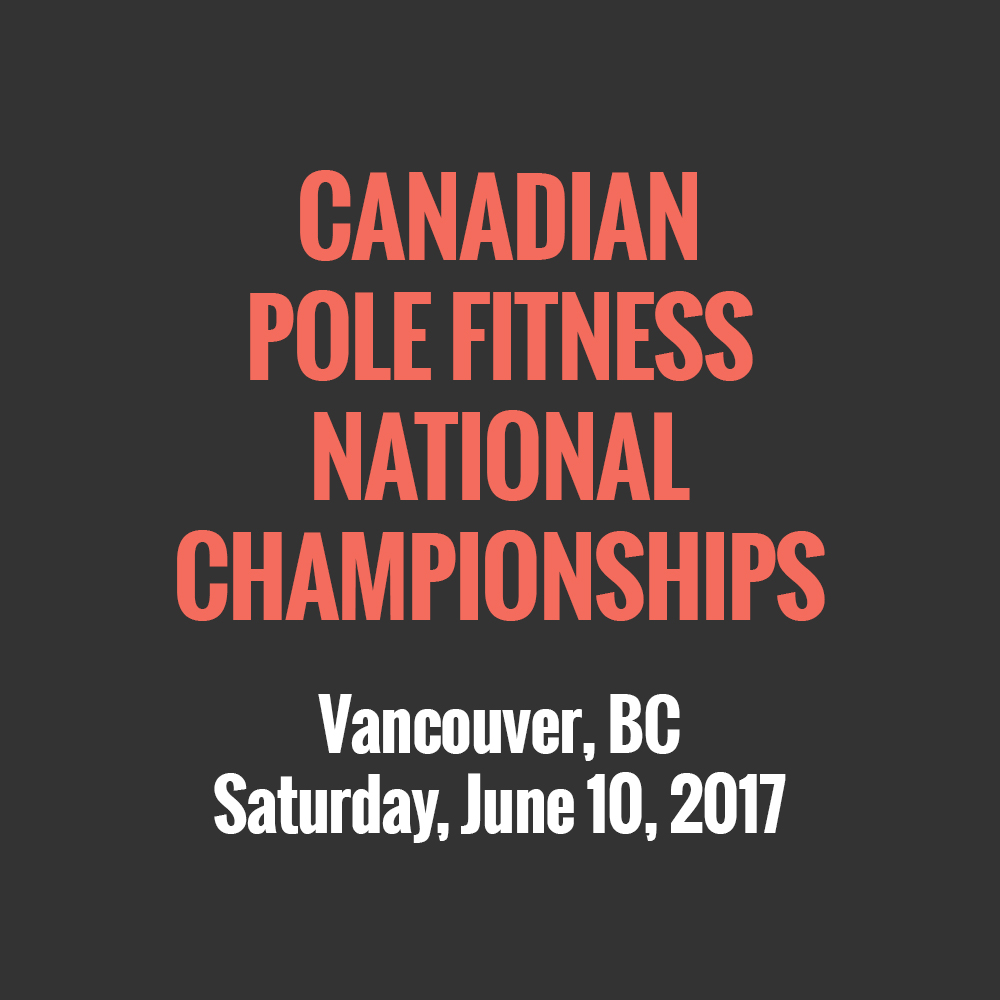 Canadian Pole Fitness National Championships