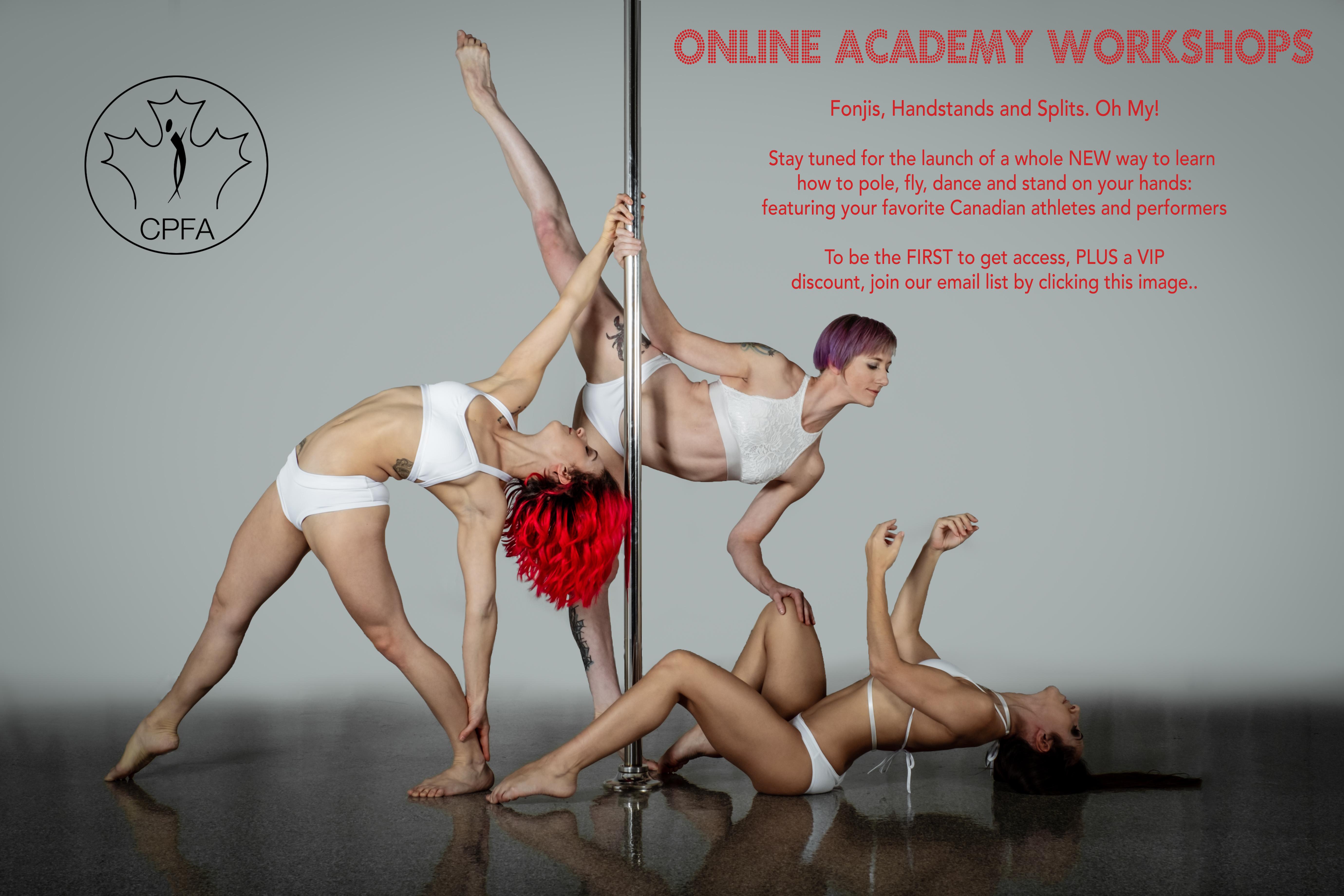 Online Academy Workshops Coming Soon!