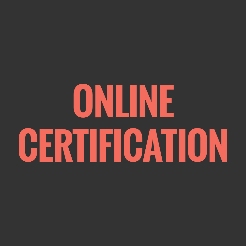 CPFA ONLINE CERTIFICATION COURSES
