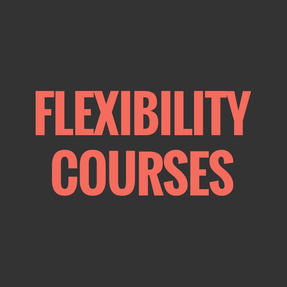 Flexibility Certification Courses
